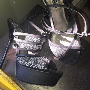 Adrienne Maloof platform heels